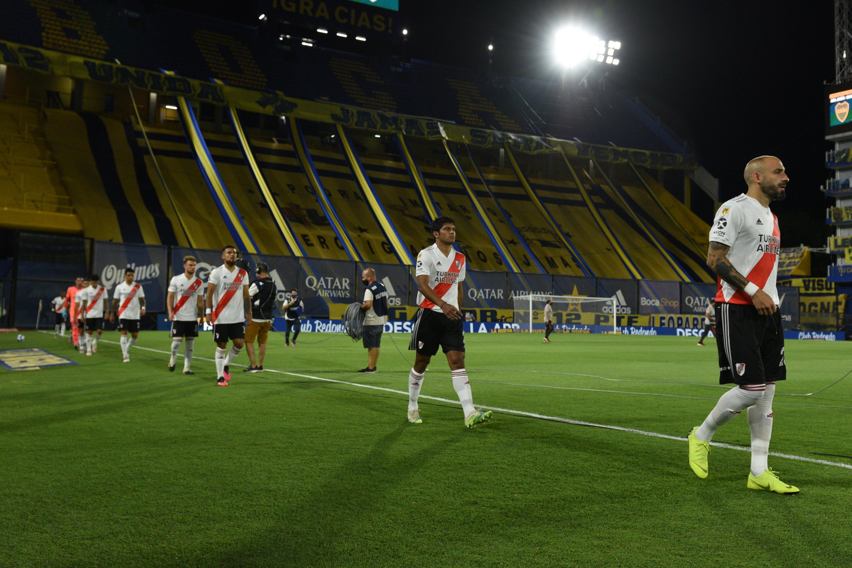 River Plate enfrenta a Palmeiras. Foto: Twitter River Plate