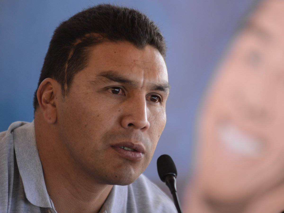 Salvador Cabañas con problemas de salud. Foto: Cuartoscuro