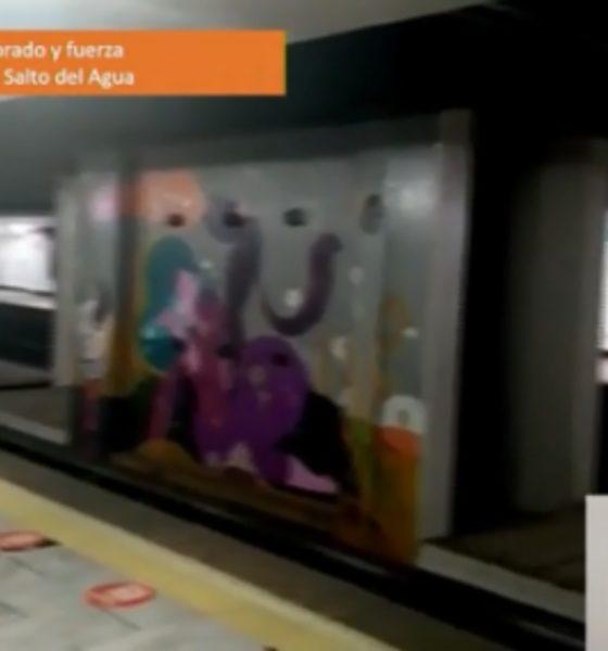 Reanudan suministro eléctrico en Línea 1 del STC Metro