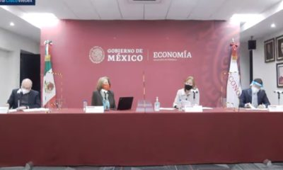 Presentan plan de reactivación económica por Covid-19