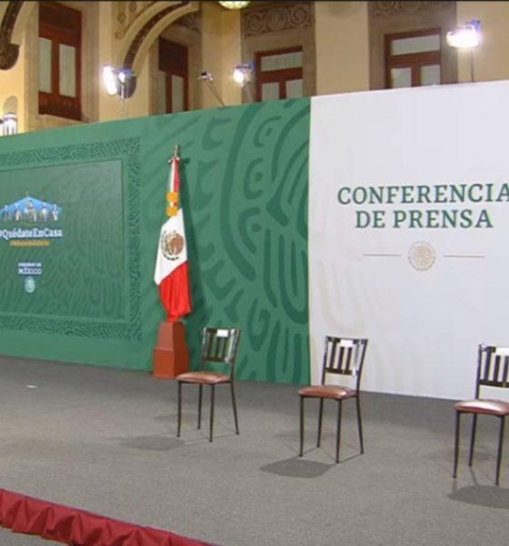 Presidencia pide revisar medidas inhibitorias del INE contra AMLO