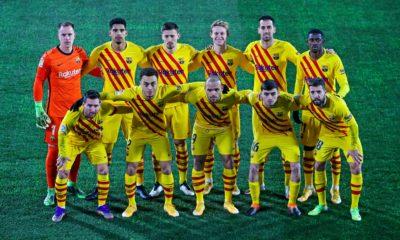 Se salva Barcelona del Covid-19. Foto: Twitter Barcelona