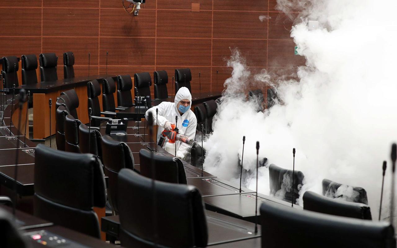 No hay condiciones para Extraordinario en el Senado: PAN