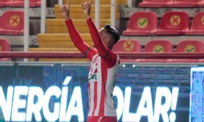 Sufrida victoria de Necaxa. Foto: Liga MX