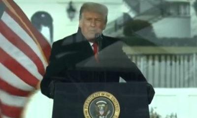 Trump pide nuevas elecciones en Estados Unidos