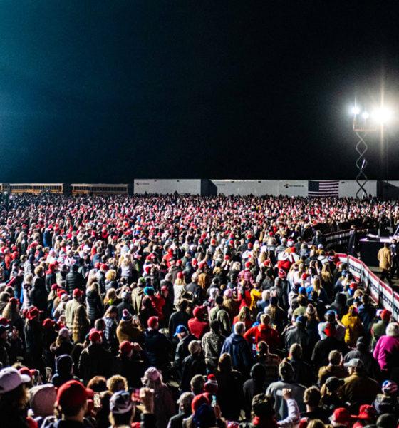 """""""Mis seguidores tendrán una voz gigante en EU"""": Trump"""
