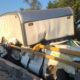 Mañana de choques en Circuito Interior: no hay lesionados