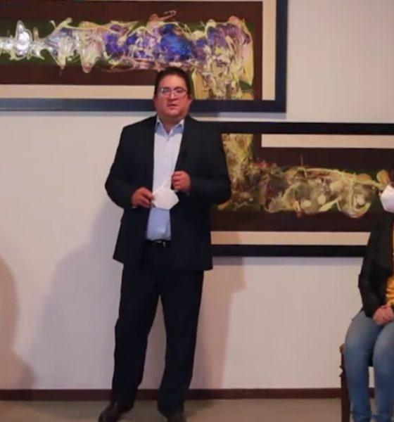 Candidato a la UAZ - Rubén Ibarra