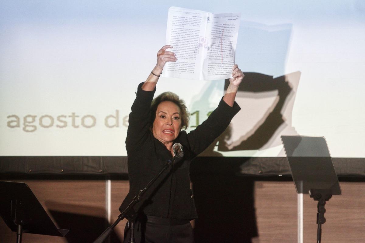 Tribunal anula juicio para que Gordillo pague impuestos al SAT