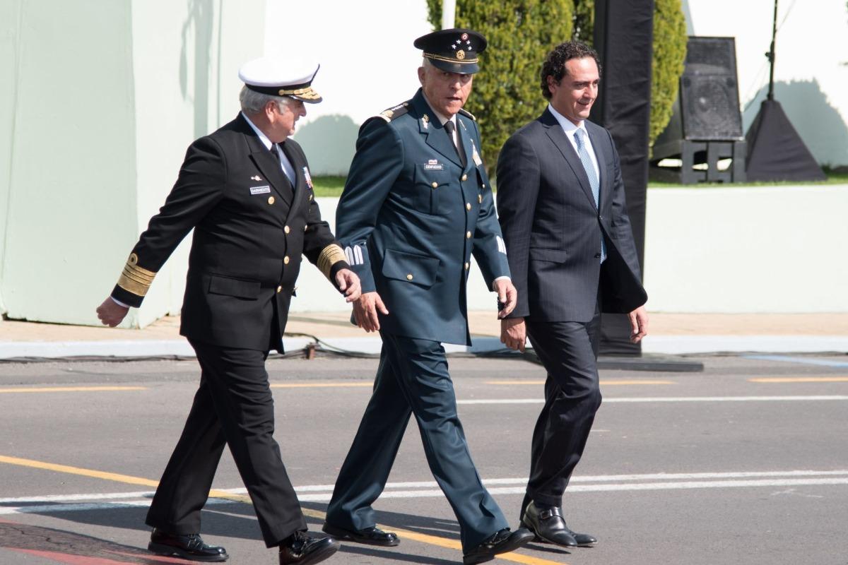 EU se reserva derecho de reiniciar juicio contra general Cienfuegos