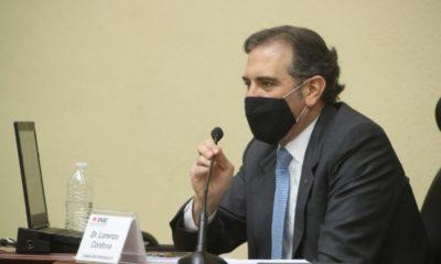 Previsto por la ley suspender transmisión de conferencias de AMLO: INE