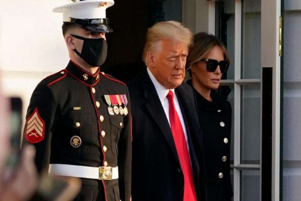 Fijan fecha para iniciar juicio político contra ex presidente Trump