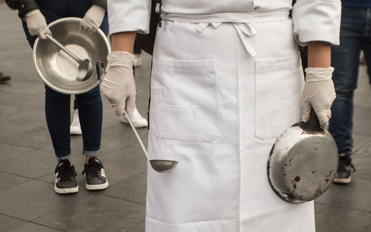 La industria restaurantera desfallece: CONCAMIN