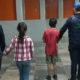 Menores se extravían en el Metro Oceanía