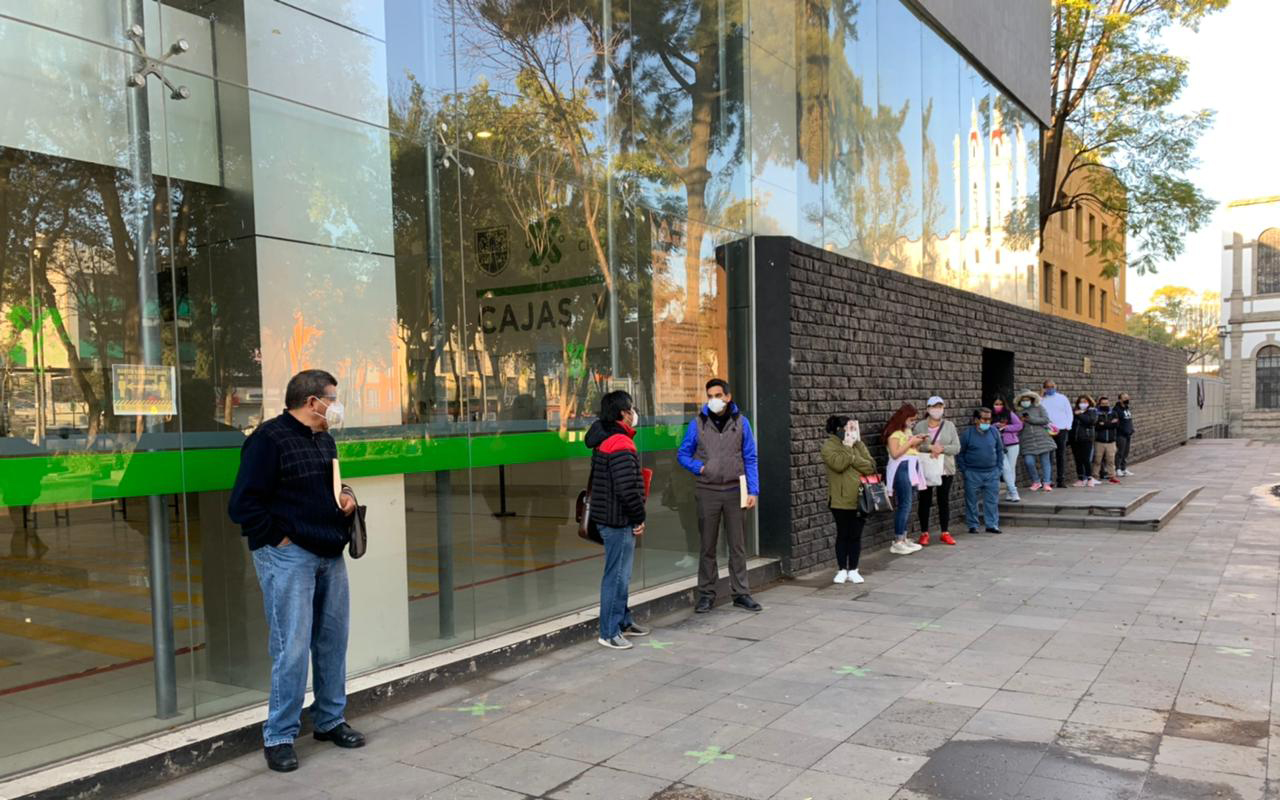 Reabre Registro Civil en la CDMX
