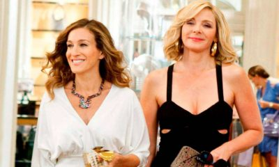 Sex and the City Kim Cattrall