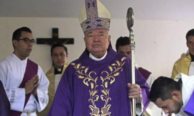 Hospitalizan al cardenal Sandoval Iñiguez por insuficiencia cardíaca