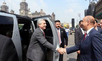 Confirma presidente argentino Alberto Fernández visita a México