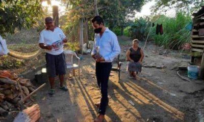 Atacan a precandidato de Morena en Úrsulo Galván, Veracruz