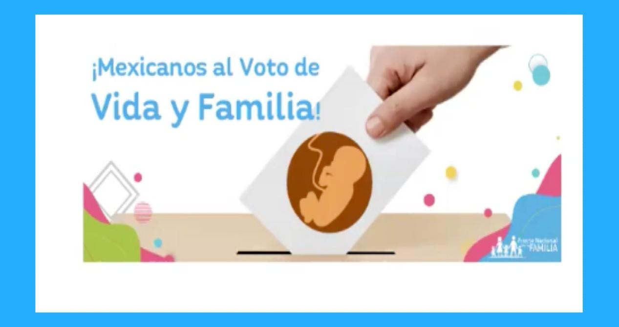 al voto de vida y familia