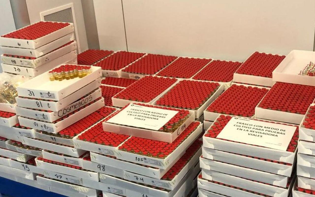 Covax enviará a México vacunas de AstraZeneca en febrero y marzo