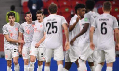 Bayern Múnich avanzó a la final. Foto: FIFA