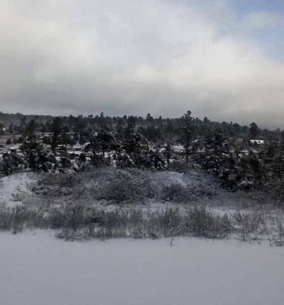 Pronostican nevadas en sierras de Chihuahua, Coahuila y Sonora