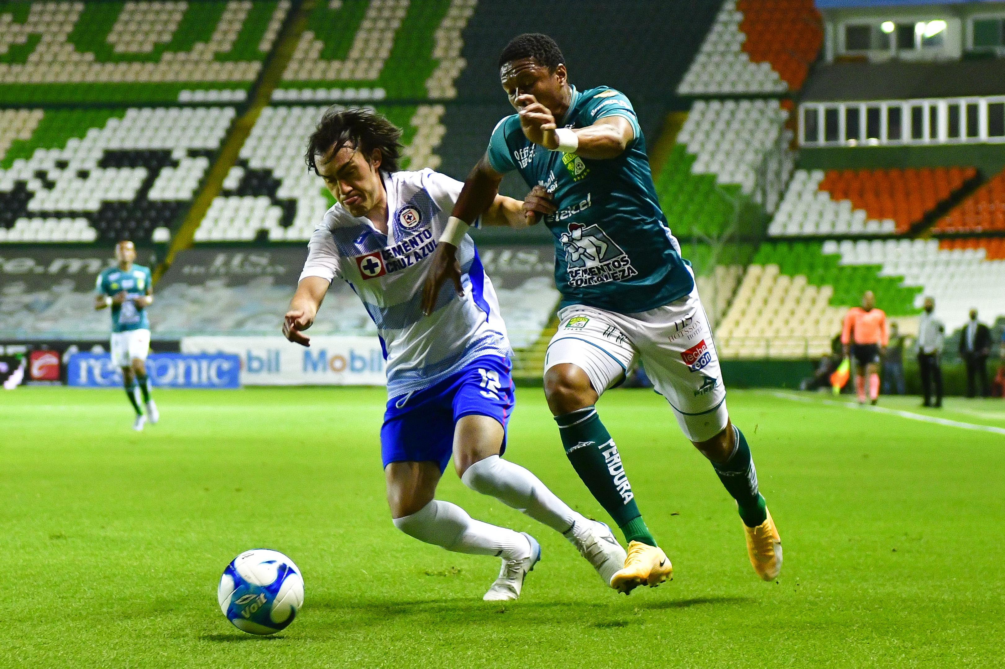 Cruz Azul se impuso a León. Foto: Twitter Cruz Azul