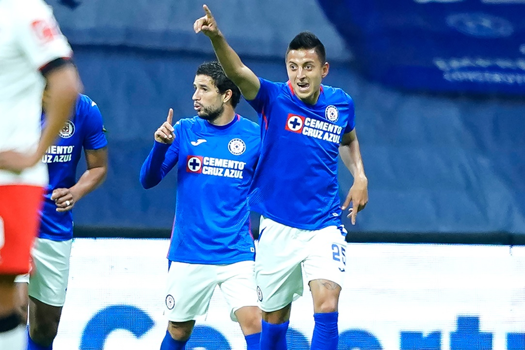 Cruz Azul se impuso a Toluca. Foto: Liga MX