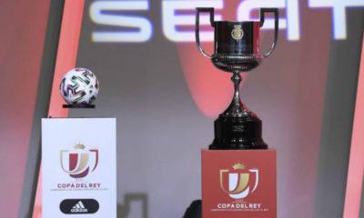 Definidas las semifinales de la Copa del Rey. Foto: Twitter