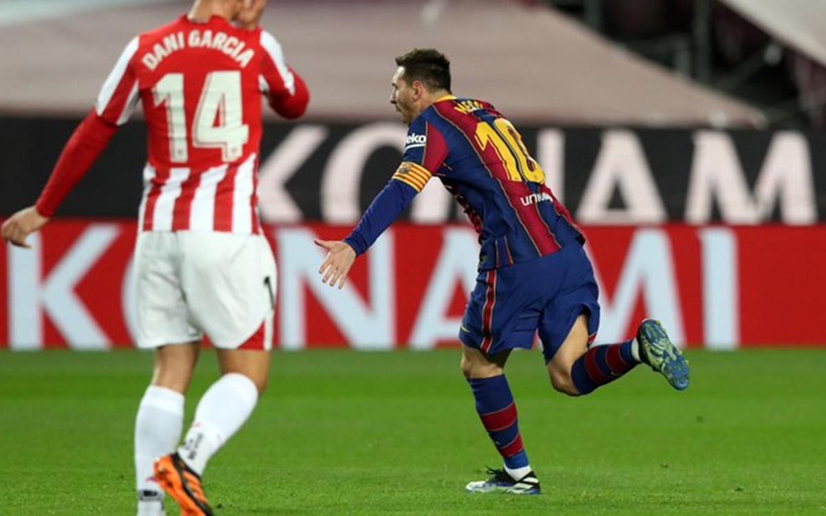 Descartan que salario de Messi tenga en quiebra al Barcelona. Foto: Twitter Barcelona