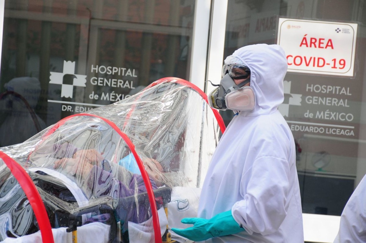 Disminuyen hospitalizaciones por Covid-19 en el Valle de México. Foto: Cuartoscuro