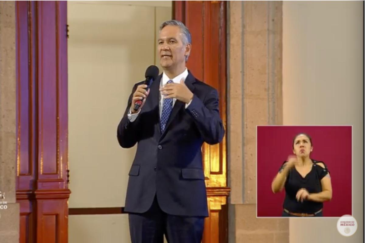 Deja Ricardo Bucio la Secretaría Ejecutiva del Sipinna