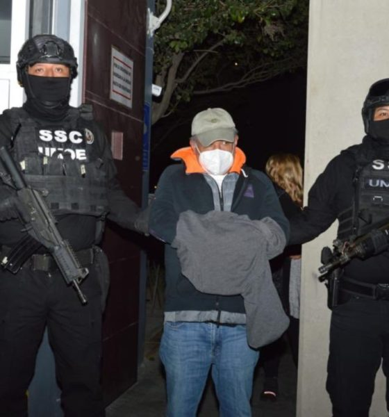 """Capturan a """"Don Agus"""", distribuidor de droga al sur de la CDMX"""