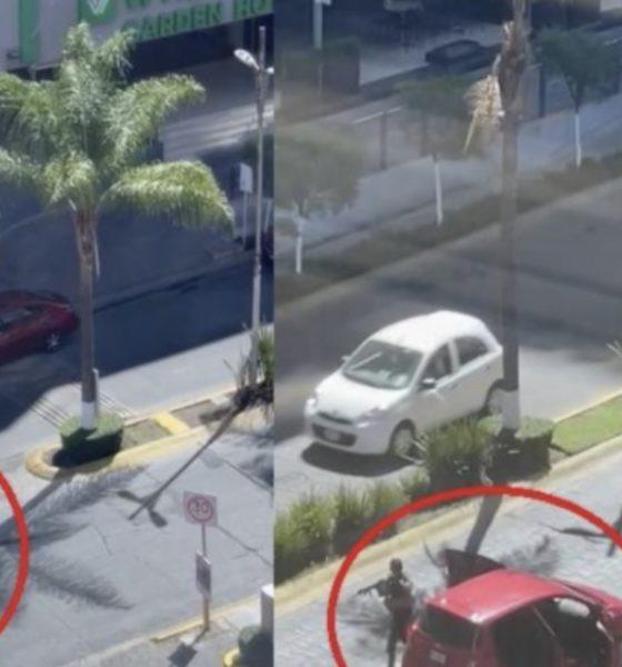 Balacera en Zapopan, en Jalisco, deja tres personas heridas