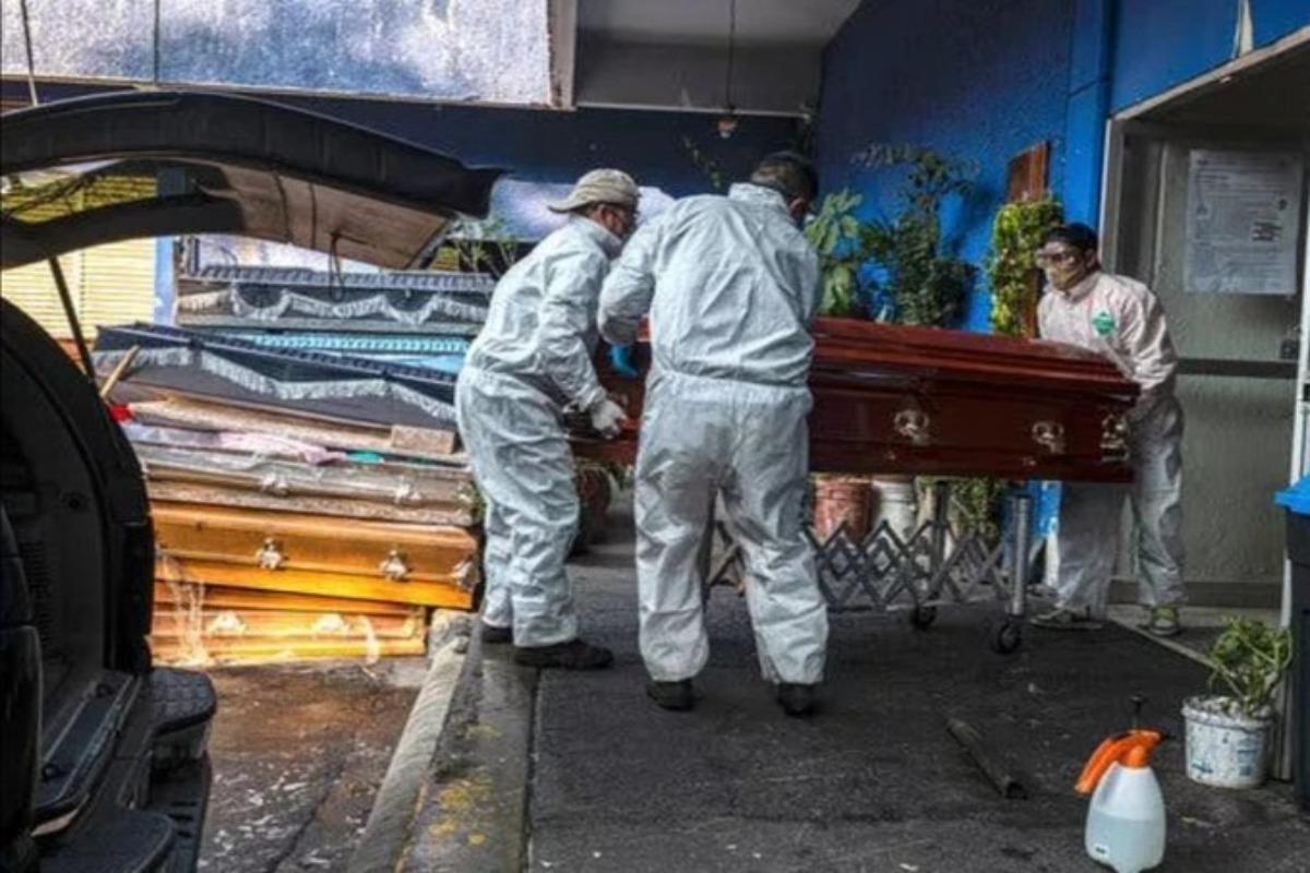 México con la peor tasa de mortalidad por COVID-19