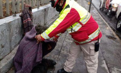 Frente frío en Nuevo León deja cinco muertos