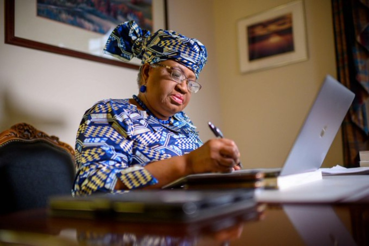 Okonjo-Iweala será la primera mujer en dirigir la OMC