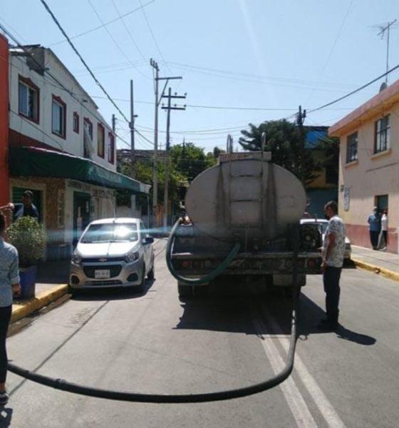 Anuncian baja en el suministro de agua en CDMX y Edomex