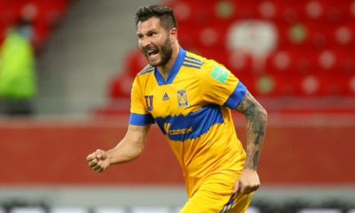 Gignac indestructible. Foto: FIFA