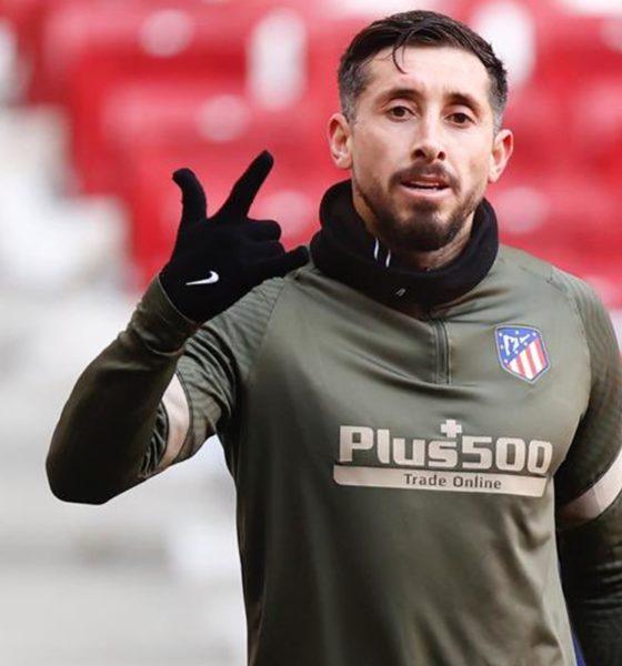 Héctor Herrera, positivo por Covid-19. Foto: Twitter Héctor Herrera