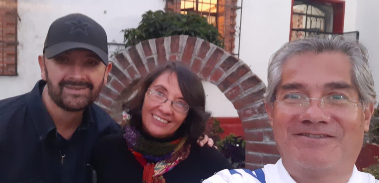 Hospitalizan a Gerardo Valtierra. Foto: Twitter