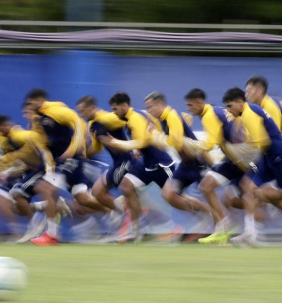 Jugadores del Boca Juniors organizan fiesta en plena pandemia. Foto: Twitter Boca Juniors