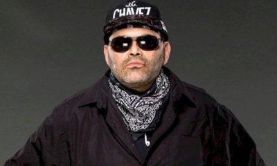Konnan se recupera de La Covid. Foto: Especial