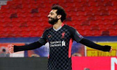Liverpool camina en la Champions League. Foto: Twitter Liverpool