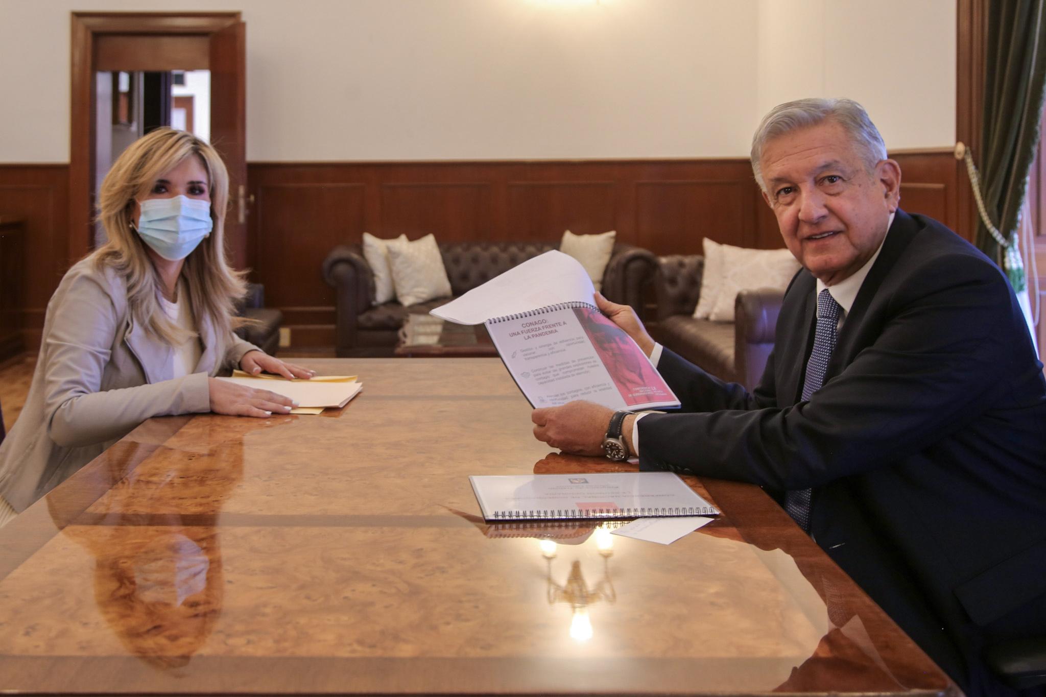 Andrés Manuel López Obrador. Foto: twitter