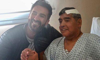 Más investigadores para el caso Maradona. foto: Twiter