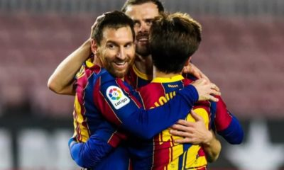 Messi podría emigrar al PSG. Foto: Twitter Barcelona