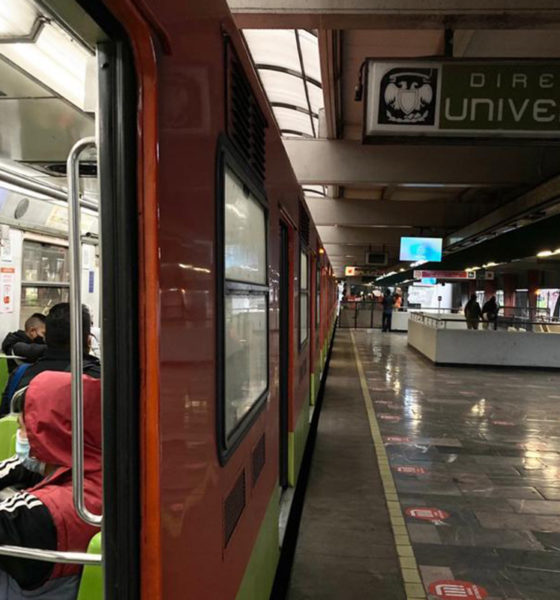 Reanudan servicio de la Línea 3 del Metro
