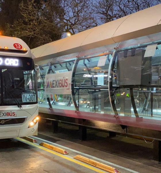 Mexibús conecta al Edomex con la CDMX